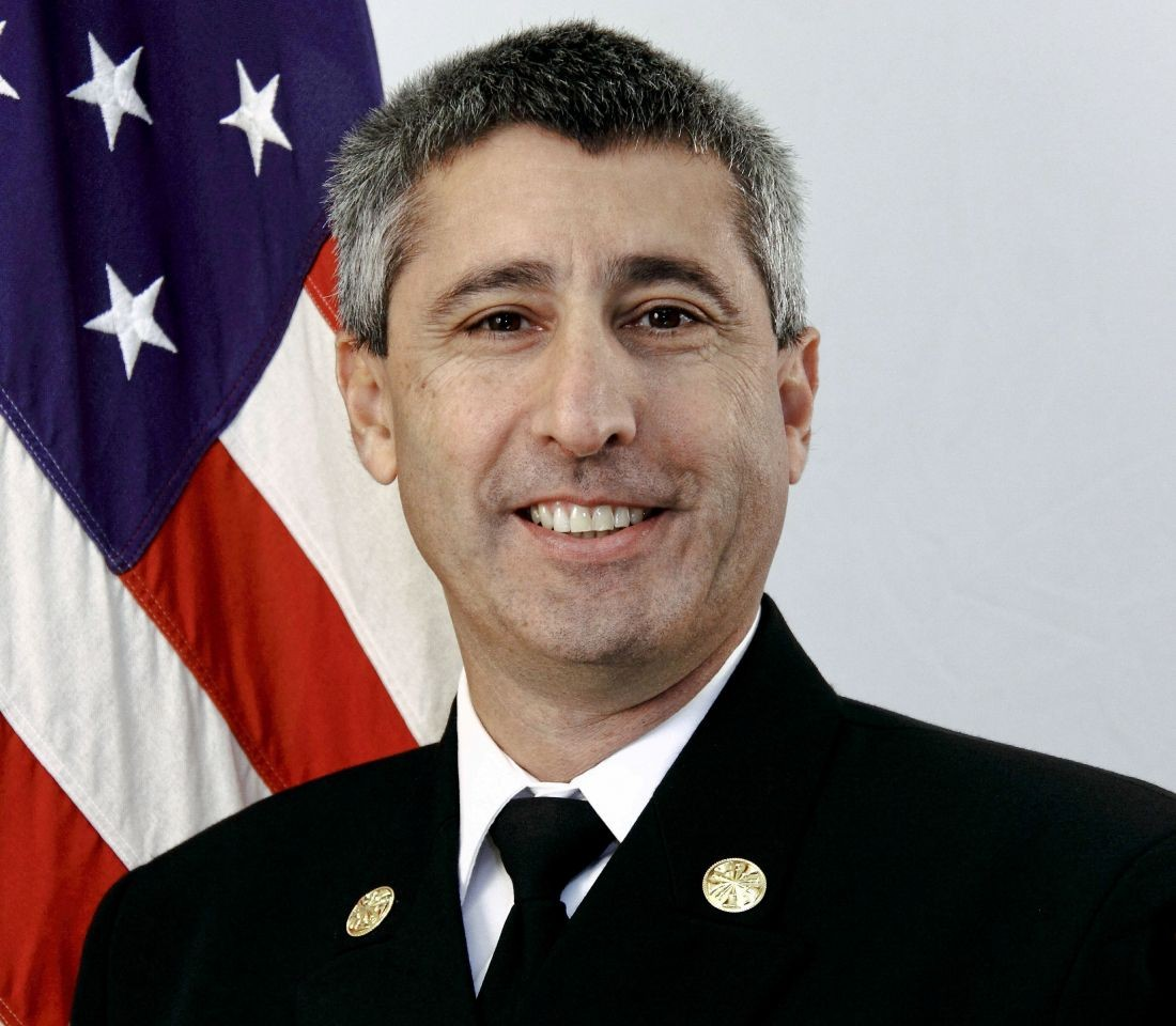 Congratulations to Battalion Chief John Niehues